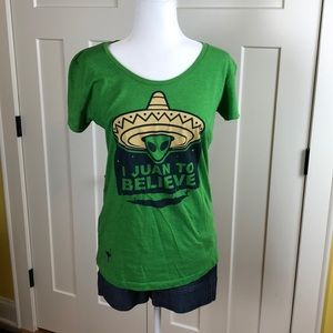 Chive Tees graphic tee, size xl